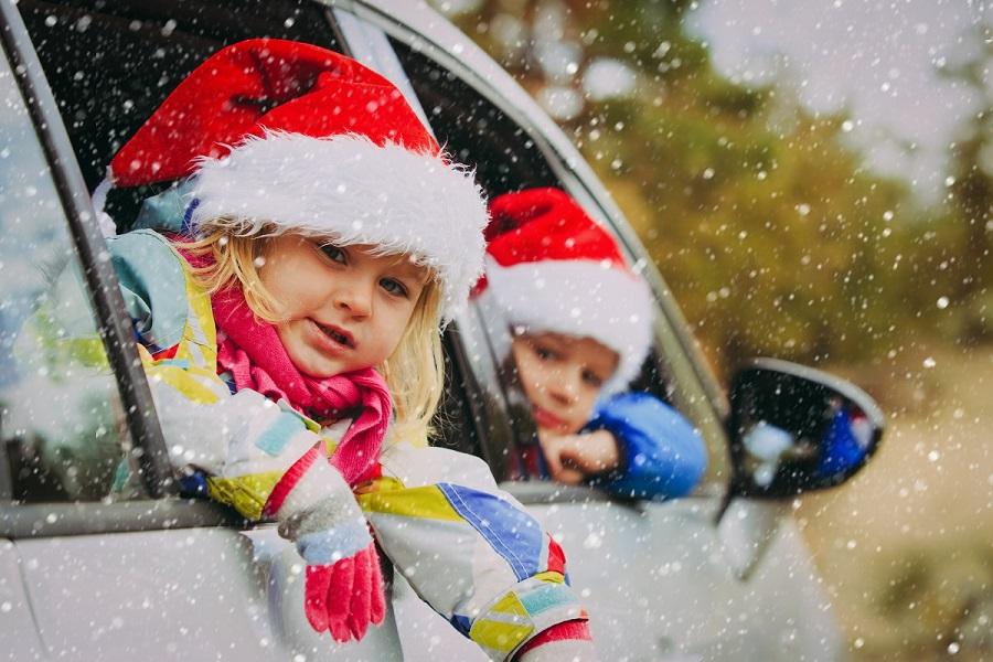 новогодишни празници со технички исправно возило